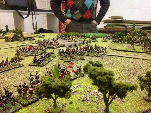 QUATRE BRAS (Napoleon at War) 11308493513_7763ec48aa_z