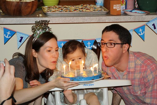 Ben's 1st Birthday 2013