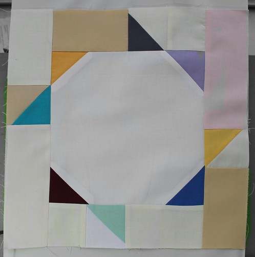 Circus Swirl Block Tutorial