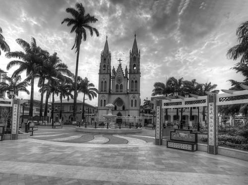 africa guinea december cathedral catedral diciembre equatorial malabo ecuatorial guinée 2013 equatoriale klemas
