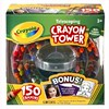 Best Crayola 52-0029 Crayola 150-Count Telescoping Crayon Tower, Storage Case, Sharpener – Recommended by PatriciaVelazquez