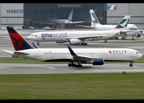 B763 - Boeing 767-332(ER)