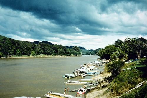 borneo indonesia malaysia kalimantan asienmanphotography rajangriver kapit