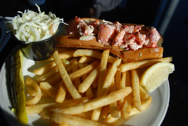 Leg 5-Lobster roll