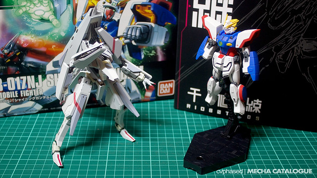 HGFC Shining Gundam - Work in Progress #2
