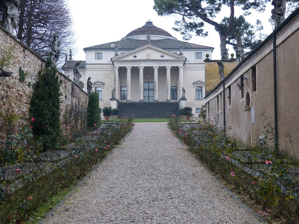 """Villa Almerico Capra """"La Rotonda"""", Vicenza"""