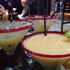 #Margaritas to celebrate our friend Jeremy's graduation from grad school!