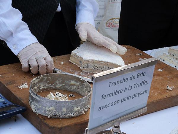 tranche de Brie