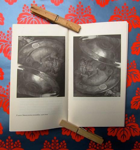 Roland Barthes, Arcimboldo. Abscondita 2005. Responsabilità grafiche non indicate. Pag. 36 e 37 (part.), 1