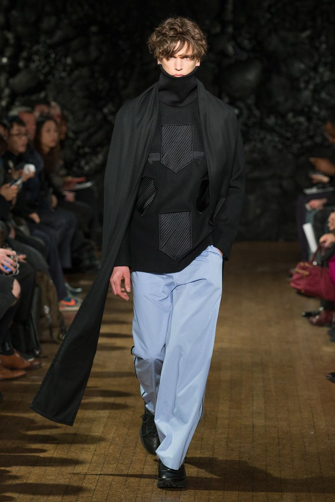 FW14 London Xander Zhou022_Isaac Ekblad(VOGUE)