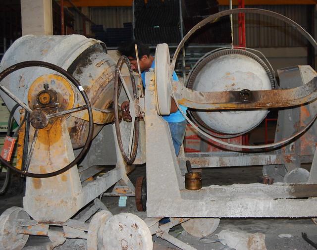 machine repair baton