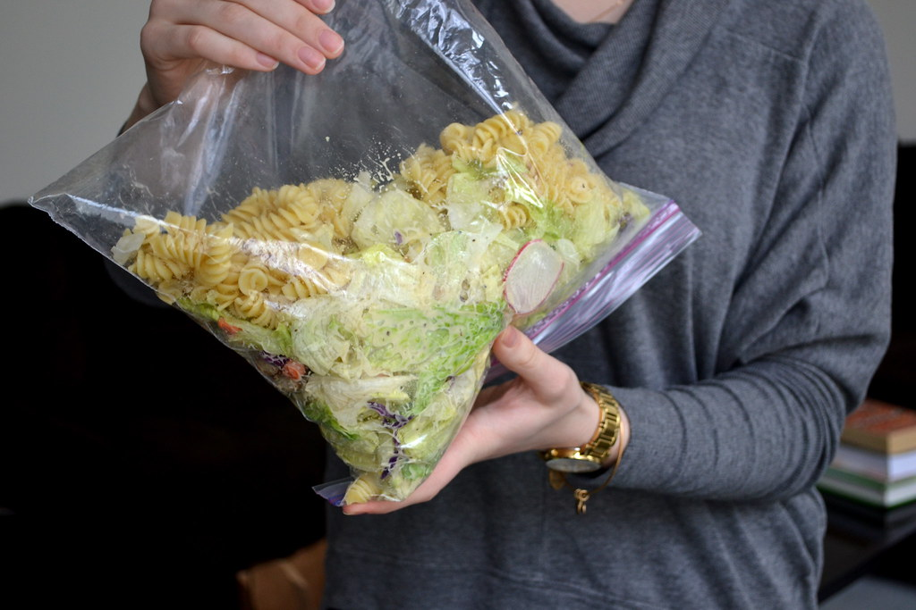 Abigail Wilkins - Salad Pasta - Parisa Soraya