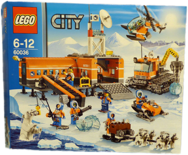 LEGO City Artic 60036