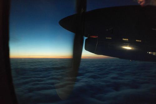sunset dornier