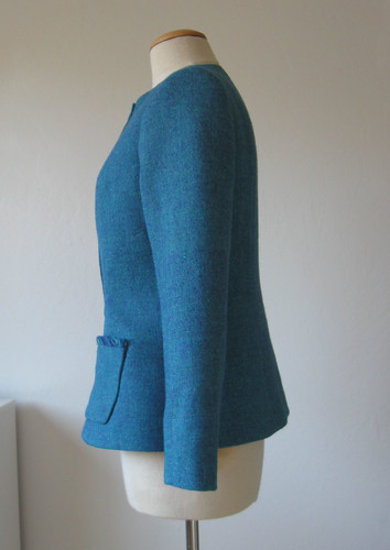 jacket side
