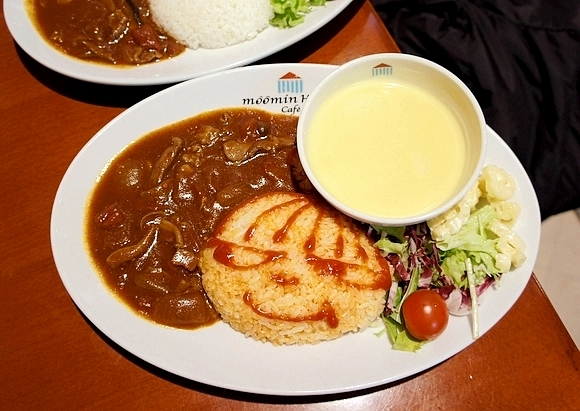 東京天空樹嚕嚕米餐廳20