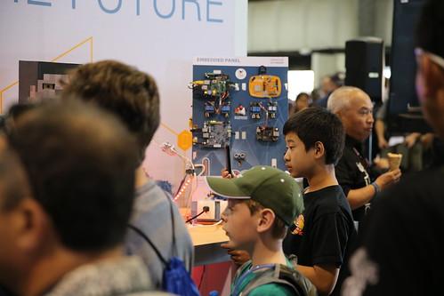 Maker Faire E 207