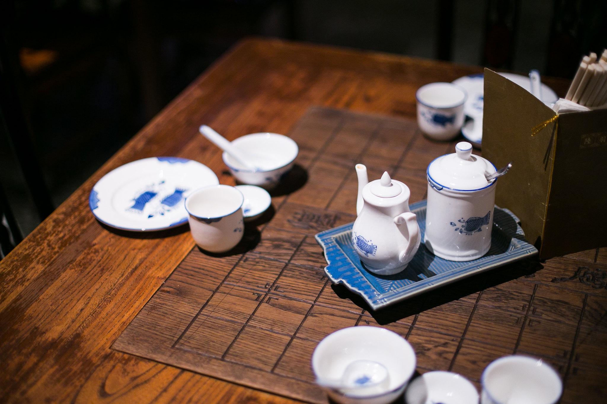 Luk Yu Tea House Starhill Gallery