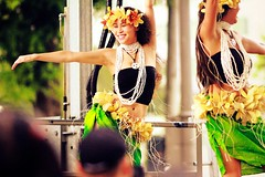 yellow, event, performing arts, entertainment, dance, hula,