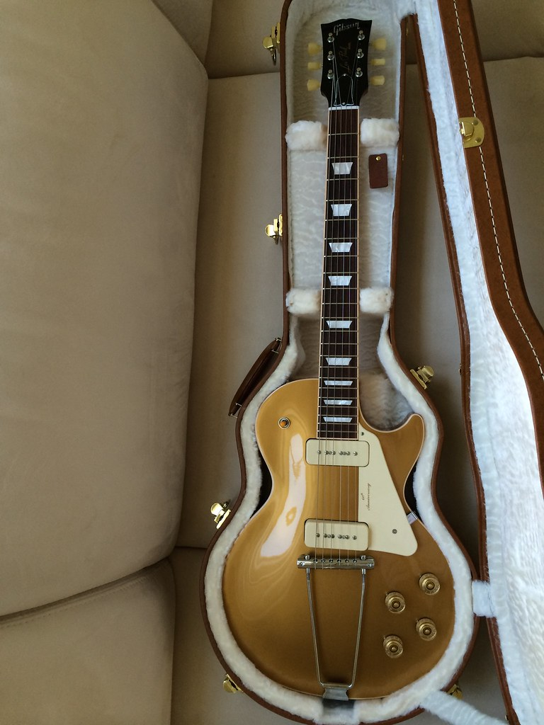 FS/FT: Gibson 60th Anniversary Les Paul Goldtop (Limited ...