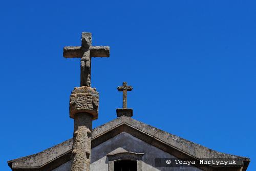 66 - провинция Португалии - маленькие города, посёлки, деревушки округа Каштелу Бранку