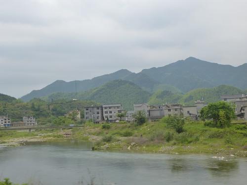 Jiangxi-Yushan-Sanqing Shan-bus (57)