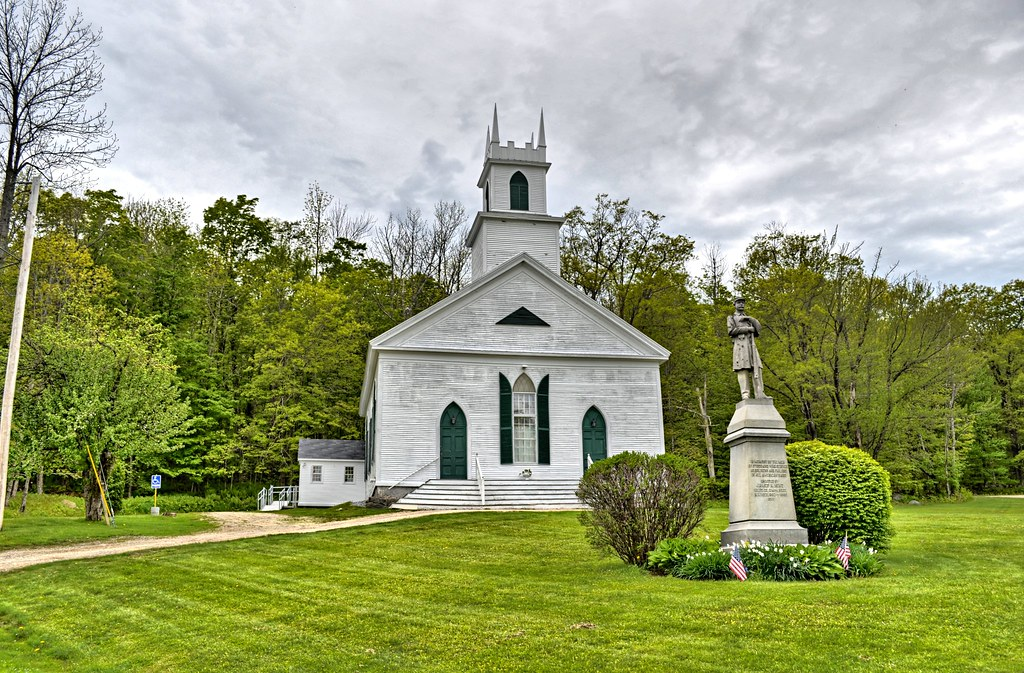 Stoddard Congregational Church - Stoddard NH