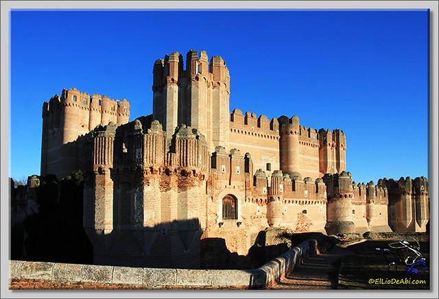 Castillo de Coca (Segovia) (14)