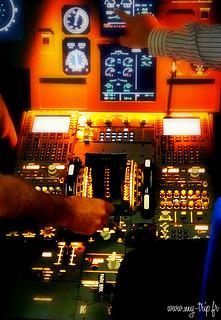 interieur simulateur vol airbus a320