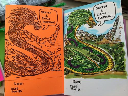 Class Sketchbook