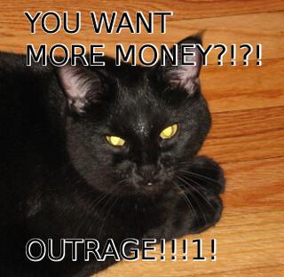 Outraged Gizmo