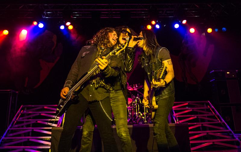 Extreme in concert - Birmingham