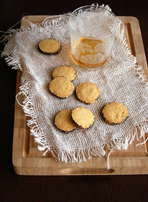 Spicy pecorino cookies / Biscoitos apimentados de pecorino