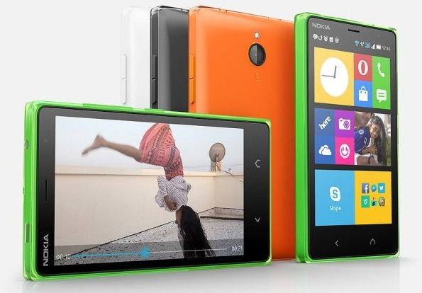 Цена Nokia X2