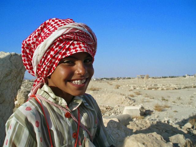 Niño de Siria
