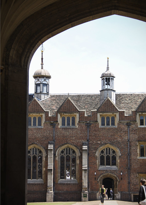 St John's Collage Cambridge