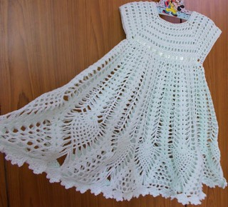 😍❤  What a beautiful crochet dress I loved this simple and delicate model, see step by step