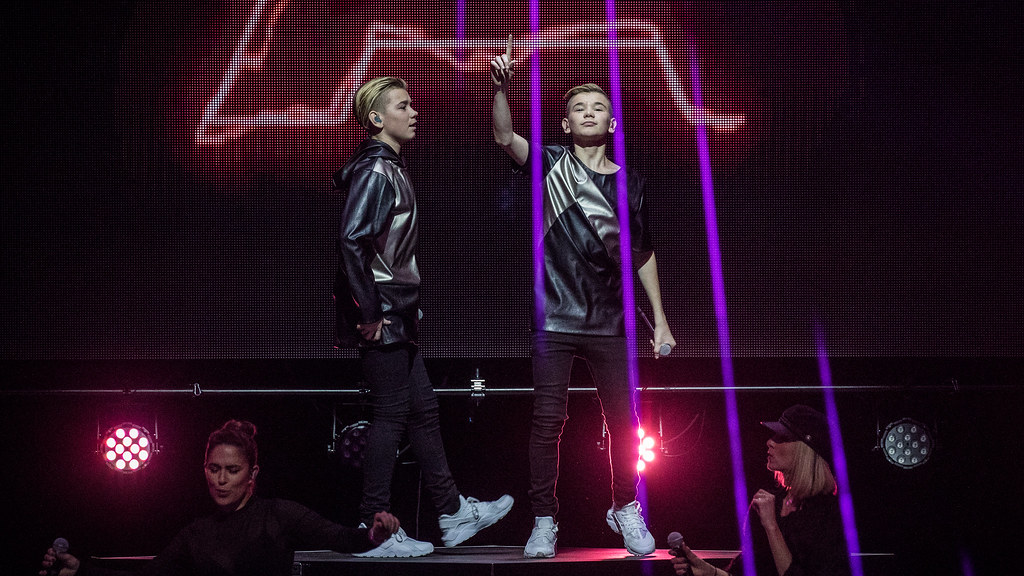 Marcus & Martinus - Oslo Spektrum 2016