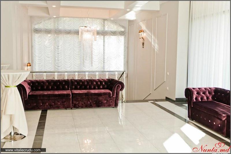 """Гармония, элегантность, изысканность — это те слова, которые определяют особый стиль ресторана """"Mi Piace"""". > Фото из галереи `Restaurantul  """"Mi Piace""""`"""