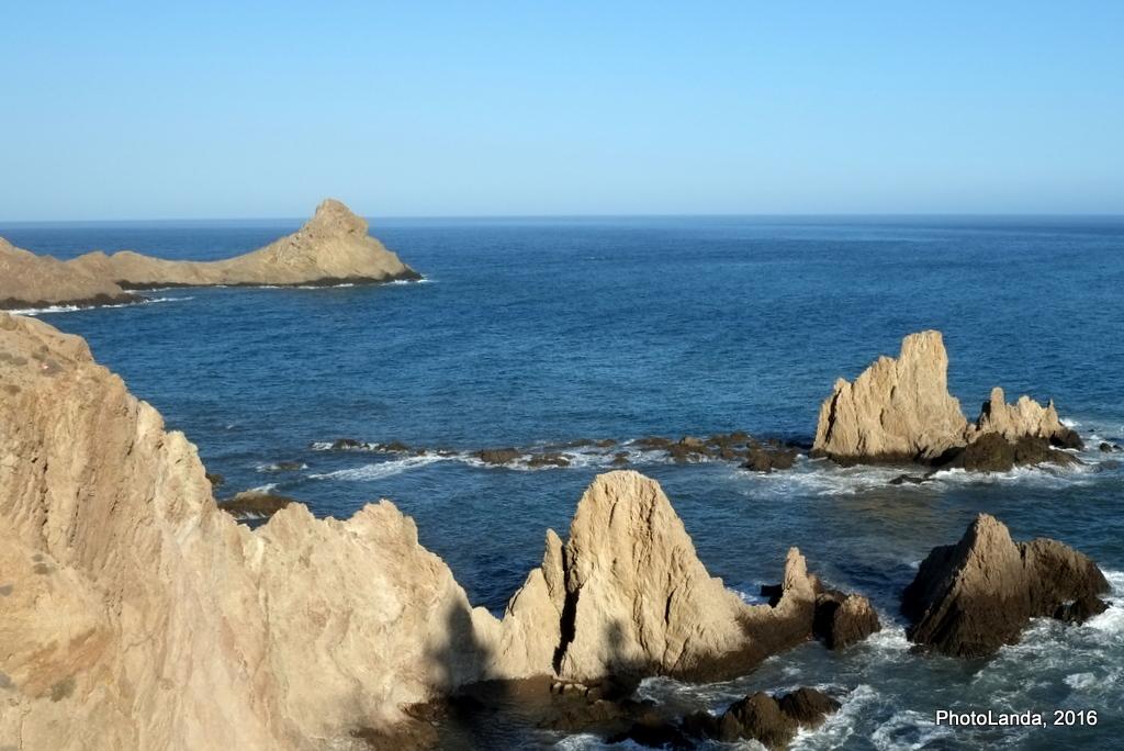 Cabo de gata n jar natural park almer a spain around for Cabo de gata spain