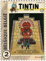 15 Journal Tintin Timbre A