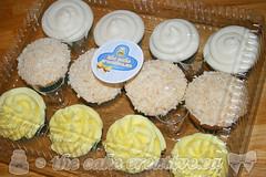 Gourmet Cupcakes Mix Pack