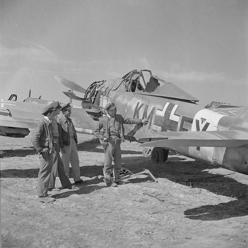 Focke-Wulf Fw 190A-4  KM + EY