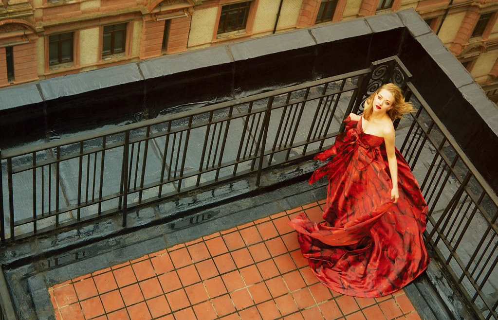 Аманда Сейфрид — Фотосессия для «Elle» CH 2016 – 1