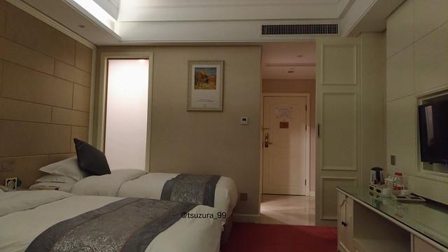 Day 1: 2 Hotel 08