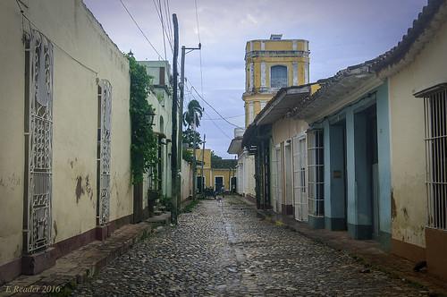 trinidad cuba street old building color travel cobblestone colonial worldheritagesite palaciocantero architecture museum donborrellypadron