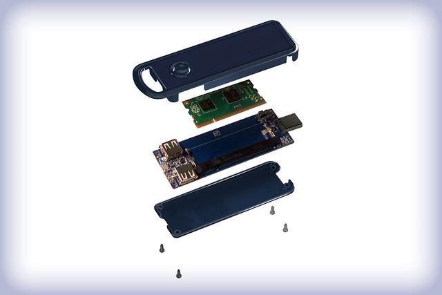 Western Digital Media stick for Raspberry Pi