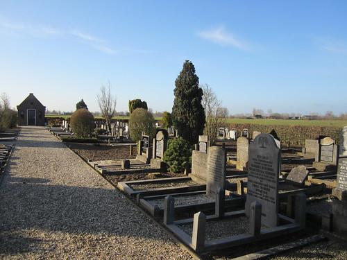 Begraafplaats Welsum