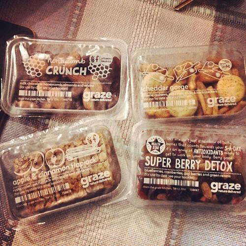 Dear Graze:  thank you for tomorrow's lunch!!