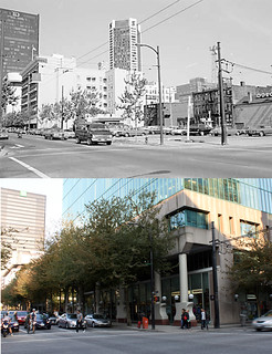 800 Block of Howe Street - 1981/2012